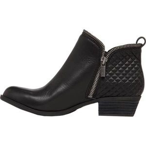 Lucky Black Booties size 7